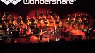 S.O.S live @ The Albert Hall performed by ABC. Sax solo by Rob Hughes
