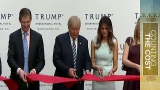 Trump vs America: Presidential conflict of interest? - Counting the Cost