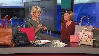 Nyberg: Joy Susan Company, Vegan-leather Handbags