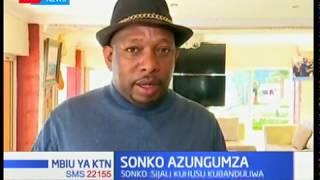 Gavana Mike Sonko asema kuwa haogopi kubanduliwa kutoka kwa kiti cha ugavana