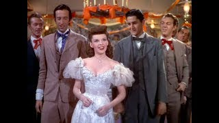 March of the Doagies - Judy Garland - The Harvey Girls
