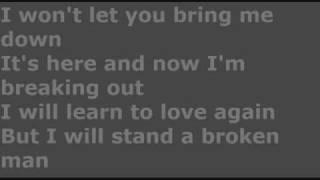 Boys Like Girls - Broken Man - Lyrics