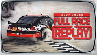 NASCAR Classic Race Replay: 2007 Autism Speaks 400 | Dover International Speedway
