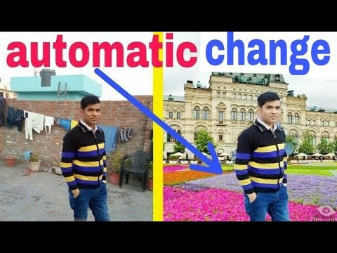 how to change photo background in android | photo me background kaise badle | nadeem khan kitna pur