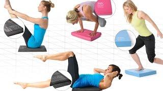 Training mit dem Balance Pad