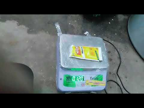 Jot Juice Packing Machine