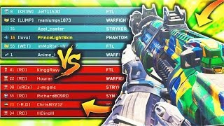 SWAGG Vs 6 MAN PARTY on Infinite Warfare! DESTROYING FULL 6 MAN PARTY of TRYHARDS LIVE! (COD IW)