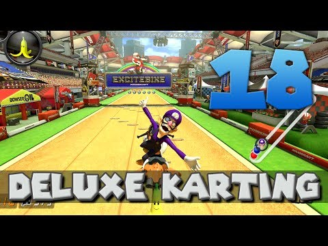 [18] Deluxe Karting (Mario Kart 8 Deluxe w/ GaLm and friends)