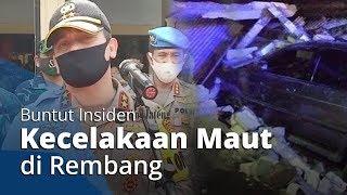 Buntut dari Kecelakaan Maut di Rembang, Oknum Polisi Diduga Mabuk dan Diancam Dicopot dari Kapolsek