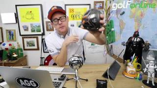 Mark Crossfield reviews the NEW COBRA F7 DRIVER