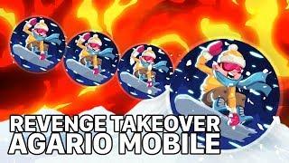 WHY MACRO IS BAD! (Agar.io Mobile Revenge)