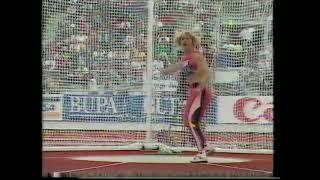 Marie-Paule Geldhof 59.48m Discus - Helsinki 1994