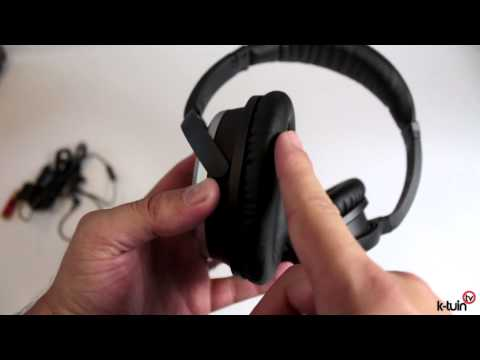 Review de los Auriculares Bose QuietComfort 15