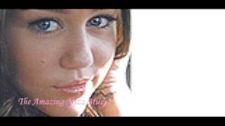 Miley Cyrus-Good and Broken w/ lyrics!