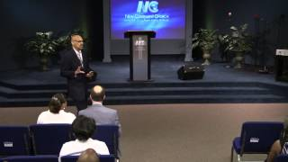 """Pastor Dave Burrows """"The Laws Of Good Success"""""""