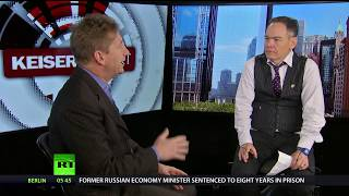 Keiser Report:  American Empire Entering Decline (E1163)