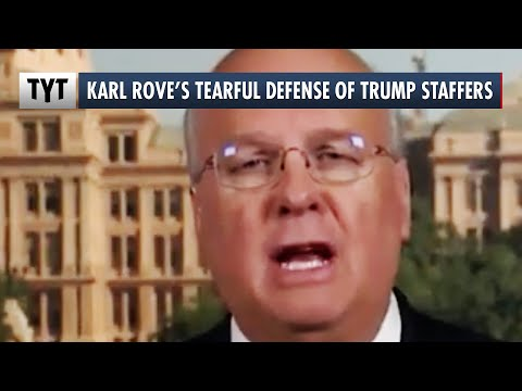 Karl Rove: Leave Trump's Lackeys Alone!