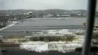 Цунами в Японии.Уникальное видео очевидцев.Март 2011-го