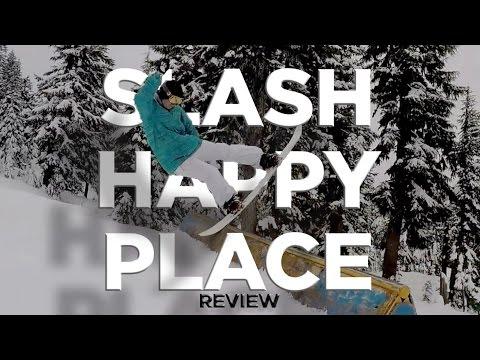 Slash Happy Place Snowboard Review – BoardInsiders.com – 2016 Slash by Gigi Happy place