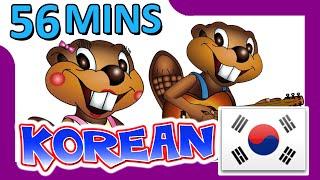 """""""Korean Level 1 DVD"""" - 56 Minutes, Learn to Speak Korean, 한국어, 한국말, Easy Korean Speaking Lessons"""