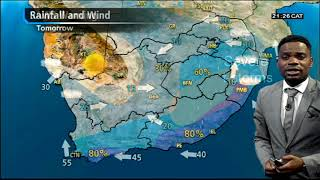 SA Weather Forecast | 09 March 2019