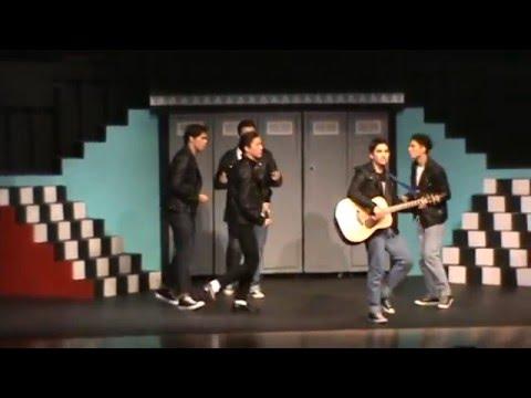 Rialto High School Grease (2015)