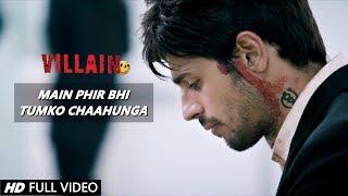 Phir Bhi Tumko Chaahunga - Sidharth Malhotra, Shraddha Kapoor VM | Ek Villain | Arijit Singh
