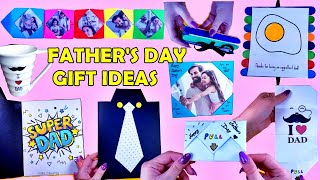 7 DIY - Last Minute Fathers Day Card And Gift Ideas During Quarantine (2020) - Paper Crafts