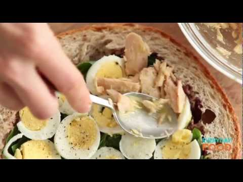 Tuna Nicoise Sandwich | Everyday Food with Sarah Carey