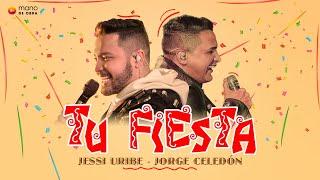 Video Tu Fiesta de Jessi Uribe feat. Jorge Celedon