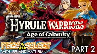 Hyrule Warriors: Age of Calamity (The Dojo) Let's Play - Part 2