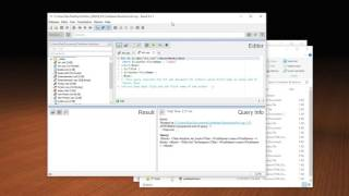 Using XQuery to query an xml document via BaseX
