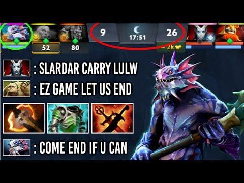 NEW STYLE Battle Fury Slardar vs Pro QOP Superbash Comeback Gameplay by Matumbaman 7.21 Dota 2