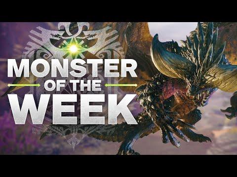 Monster Hunter World - Nergigante, The Devourer - Monster of the Week #6