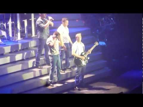 Westlife @ The O2 - Bohemian Rhapsody (12/05/2012) Mp3