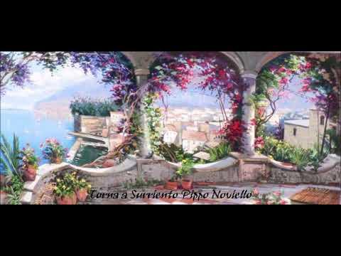 Torna a Surriento - Voce e suono di chitarra Pippo Noviello