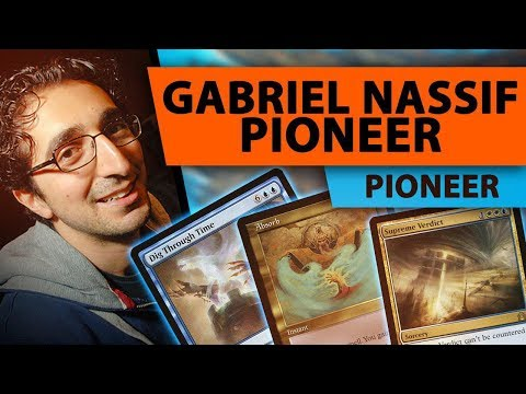 Blue-White Control - Pioneer | Channel Nassif