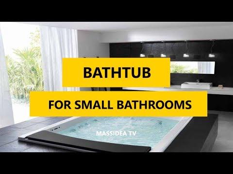45+ Best Bathtub Designs Ideas for Small Bathrooms 2017