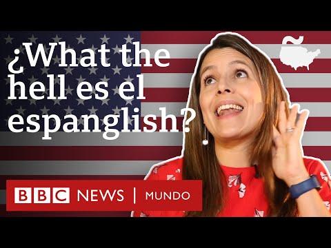 El Espanglish La Nueva Modalidad Para Hablar Español