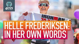 Middle Distance Record Holder | Helle Frederiksen: The Olympics, Prize Money & World Records!