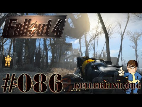 Fallout 4 #086 - Satellitenstation Olivia ★ Let's Play Fallout 4 [HD|60FPS]