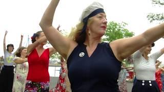 """Flamenco Flashmob Hamburg ...""""Somos de Hamburgo"""""""