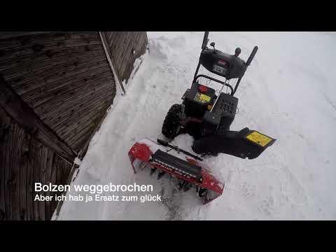 MTD Schneefräse 76 ME