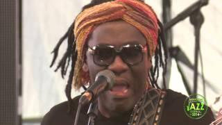 RICHARD BONA - SAFARICOM INTERNATIONAL JAZZ FESTIVAL 2014