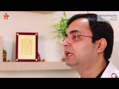 Acne Breakouts - Types & Causes by Dr Praveen Bhardwaj at Manipal Hospitals Whitefield (Pt.2)
