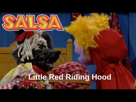 , title : 'Special Signed Edition: Little Red Riding Hood   Salsa