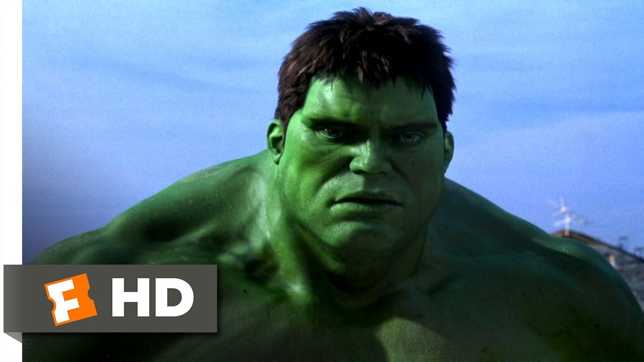 Trailer för Hulken
