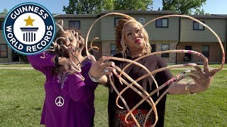 How To Grow The Worlds Longest Fingernails - Guinness World Records