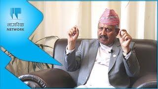 'राजनीति गर्ने मन भए शिक्षण पेसा छाडिदिनुपर्छ' (भिडियो)