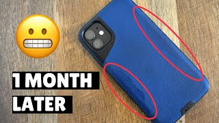UPDATED REVIEW - NEW Mous Contour Case for iPhone 11